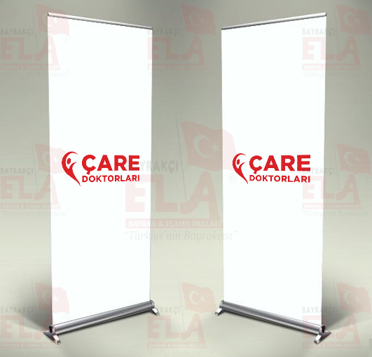 Çare Doktorları Banner Roll Up