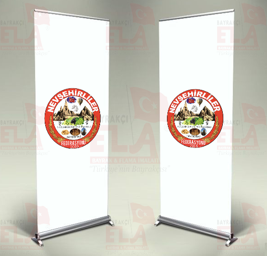 Nevderfed Banner Roll Up